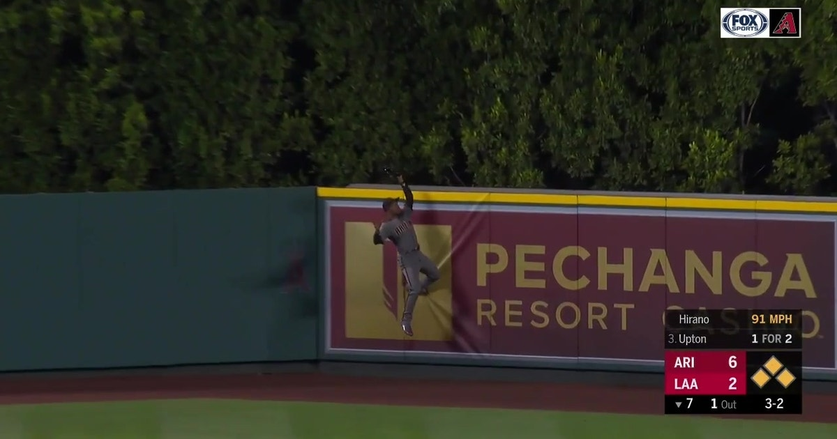 WATCH: Dyson robs grand slam from Upton