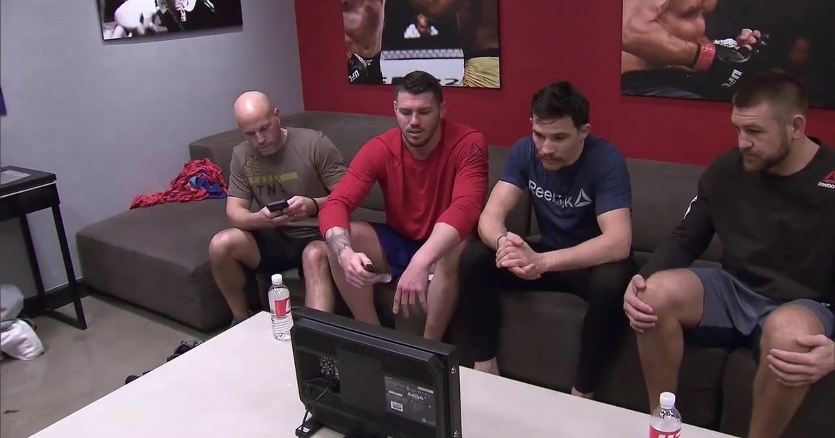 Film Session with John Gunther | EPISODE 9 | THE ULTIMATE FIGHTER