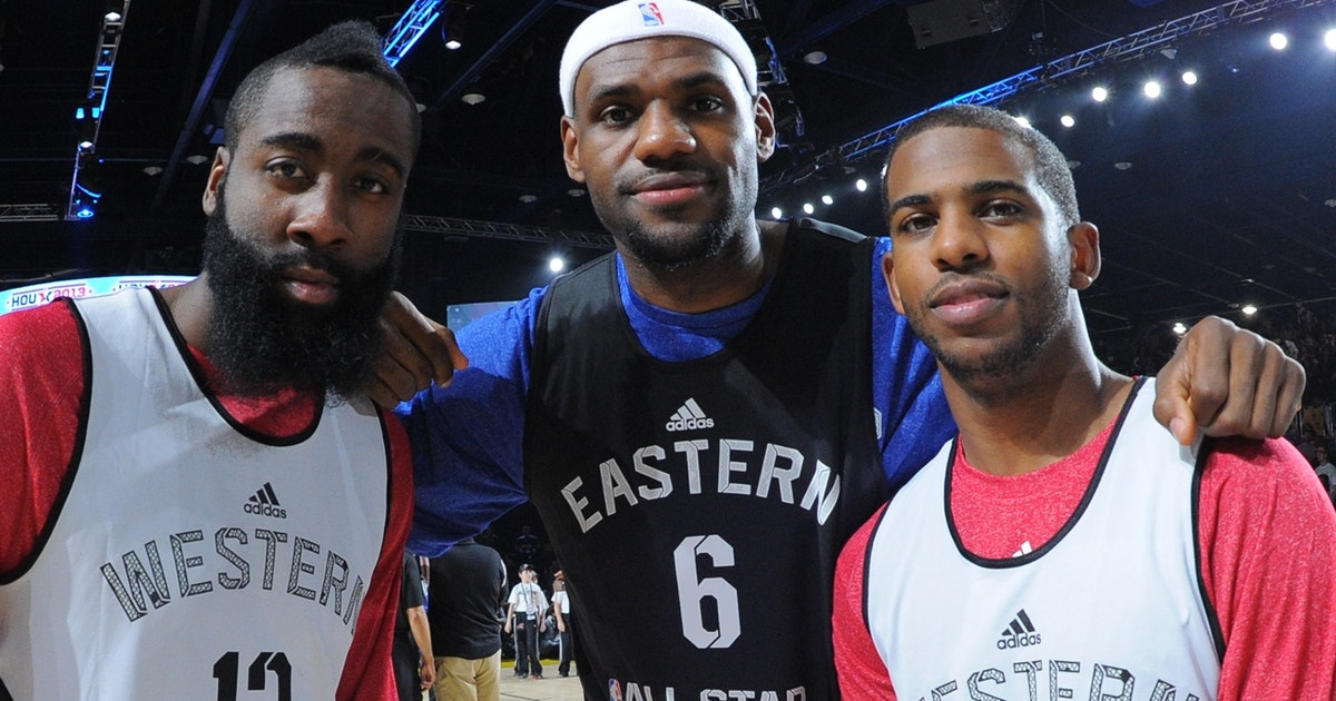 182698c7fa4 Chris Bosh on why LeBron James will go to the Houston Rockets   It will be  like the next Avengers!