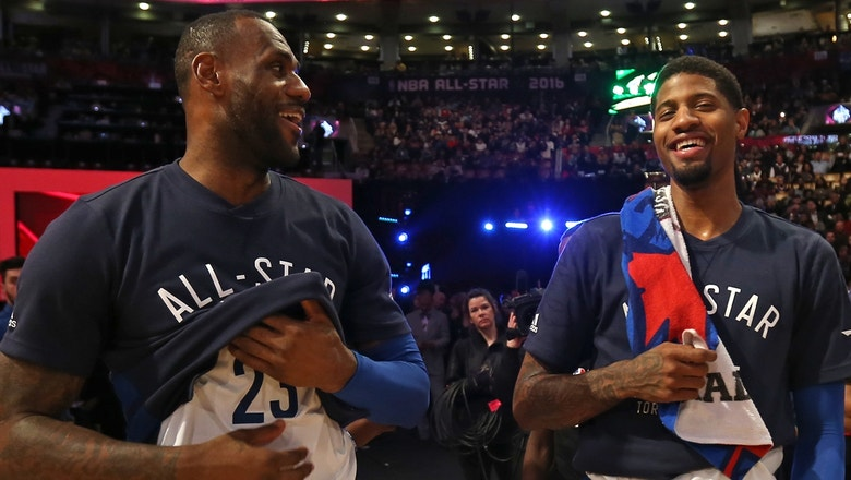 Cris Carter reveals why a LeBron – Paul George duo can win multiple titles in the East