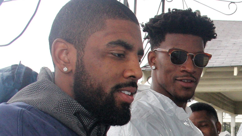 Jason McIntyre reveals why Kyrie Irving and Jimmy Butler could join the Brooklyn Nets next summer