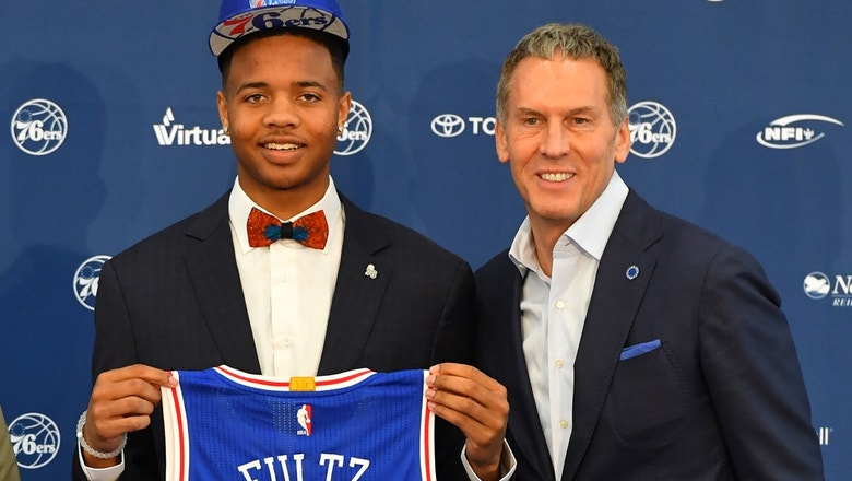 Colin Cowherd reveals how Colangelo might've made the draft bust of the decade with Fultz instead of Tatum