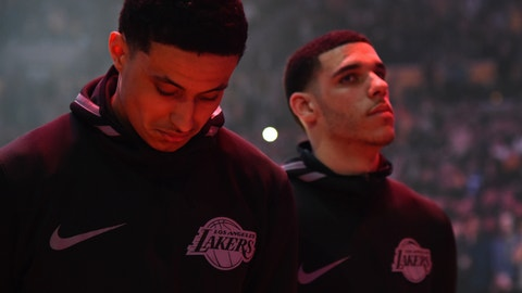 Nick Wright unveils the potential fallout for Magic s Lakers from the  evolving Kuzma – Lonzo beef 94e2ad500