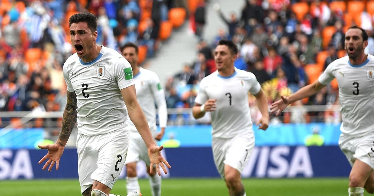 be221fa3d 90′ in 90″  Egypt vs. Uruguay