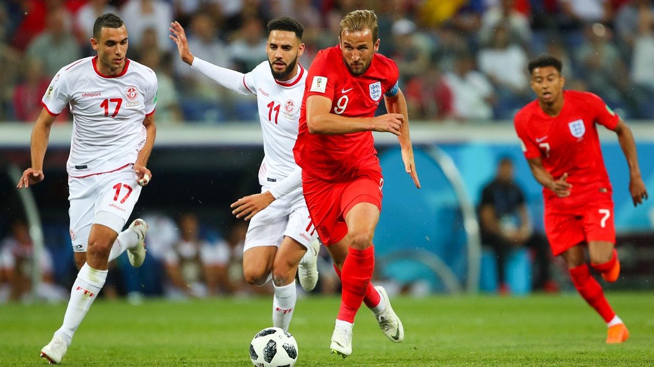 90 in 90: Tunisia vs  England   2018 FIFA World Cup™ Highlights