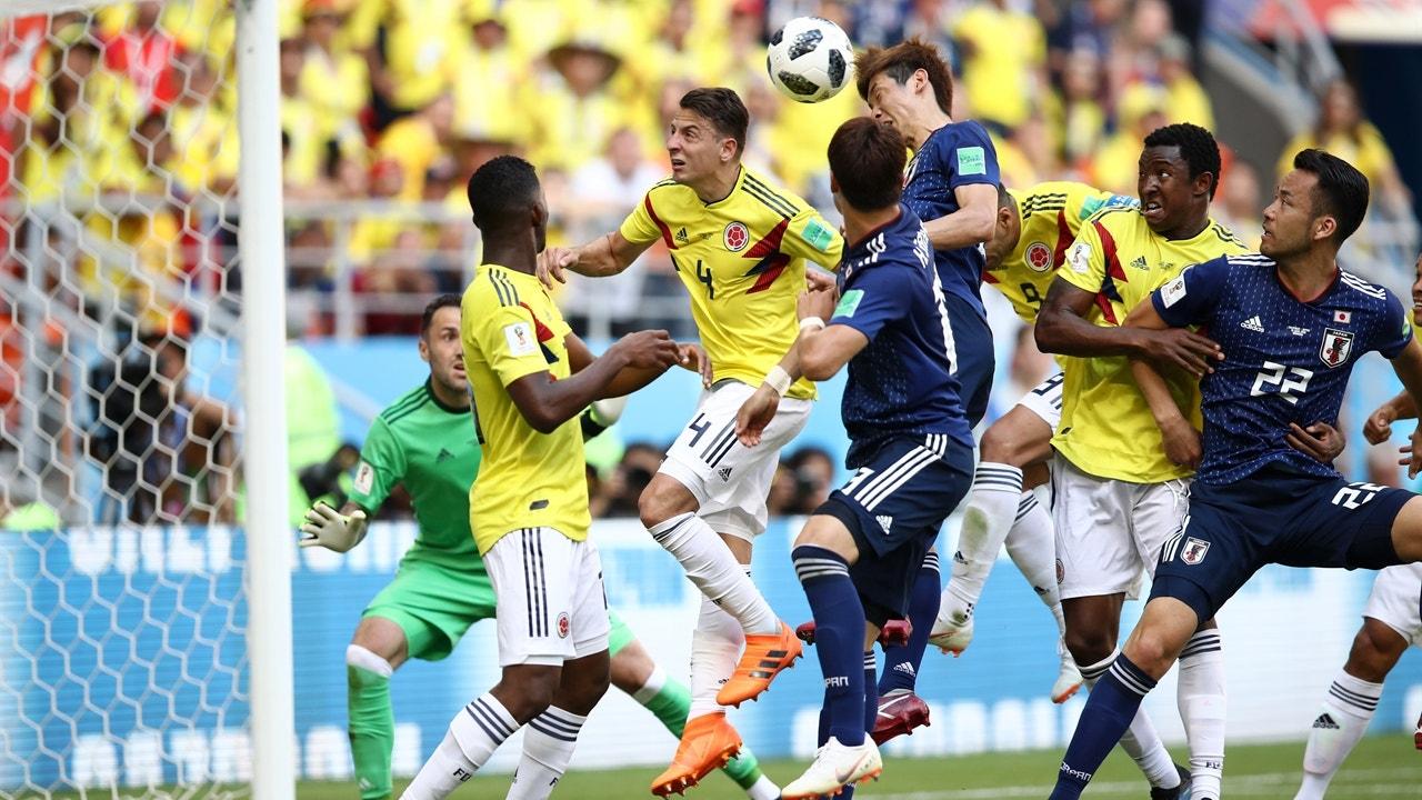 90 in 90  Colombia vs. Japan  7dd7eb65c
