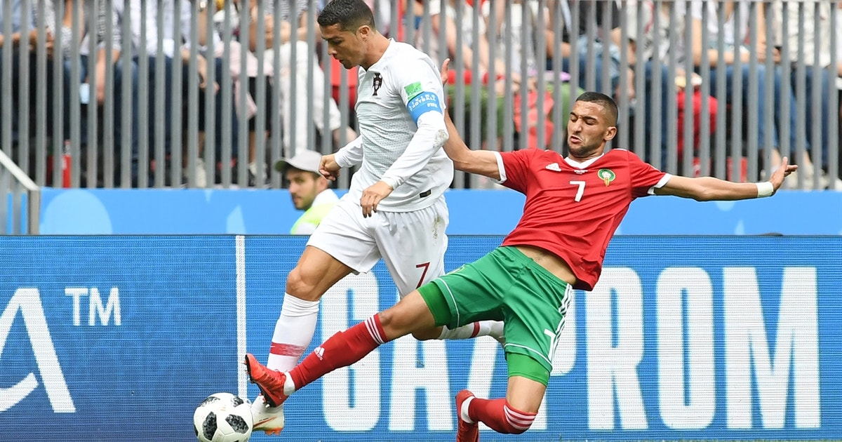 90 in 90  Portugal vs. Morocco  86a6c982f
