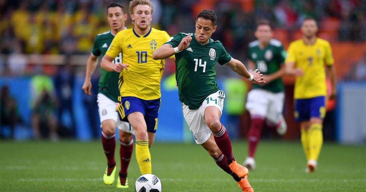Schweden Vs Mexiko