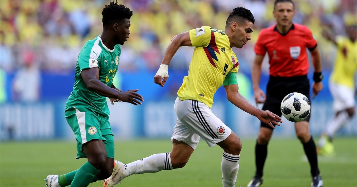 43401a9efc5 90 in 90  Senegal vs. Colombia