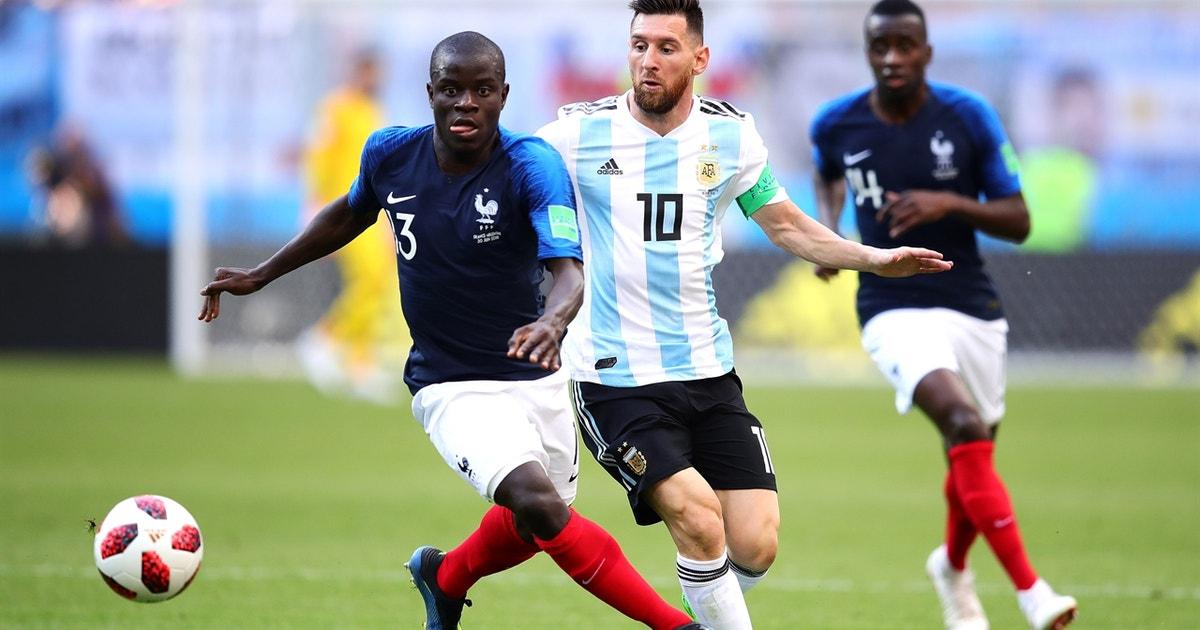 90 in 90  France vs. Argentina  c7c1b2b803e85