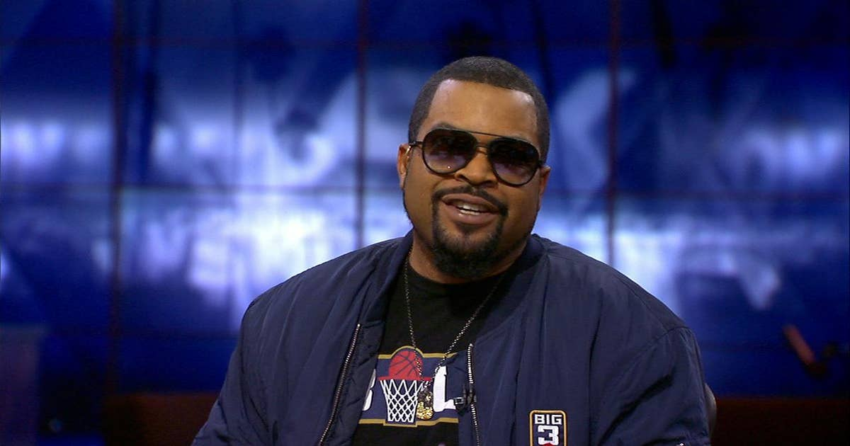 ae0ba98a9c63 Jordan or LeBron  Ice Cube weighs in on the GOAT conversation