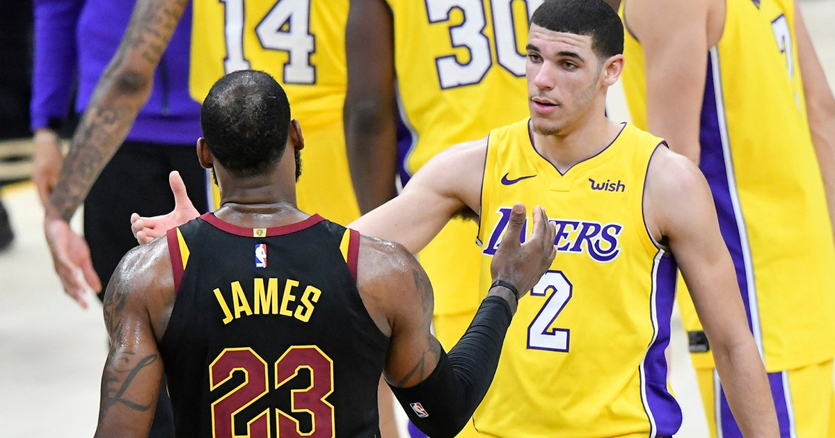 aedba0598ed Colin Cowherd explains how the Lakers with LeBron