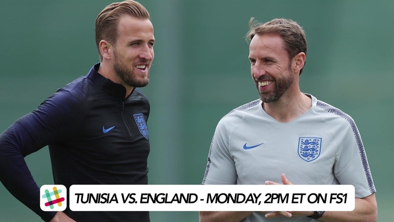 Here's why England will get past Tunisia