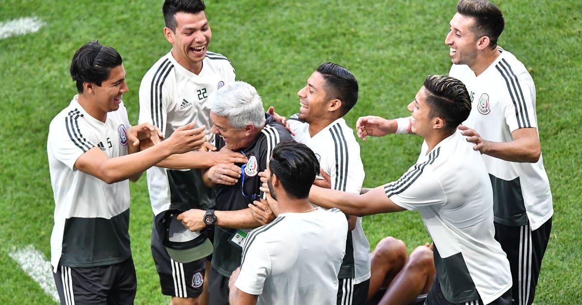 50d635005 Mexico Team Report  Matchday 2 vs South Korea