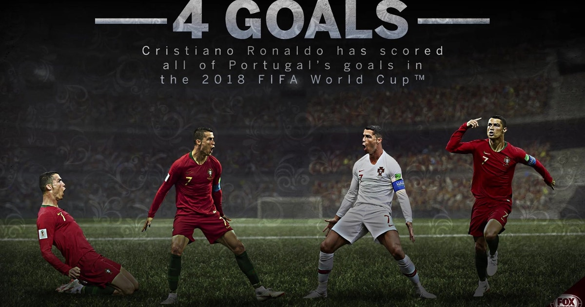 709f81590 All 4 of Cristiano Ronaldo s goals for Portugal from the FIFA World Cup™