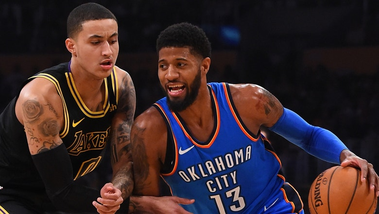Colin Cowherd reveals how Paul George can save Magic's Lakers