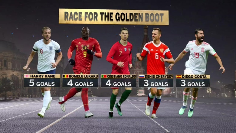 The World Cup Tonight crew give their golden boot predictions | FIFA World Cup™ Tonight