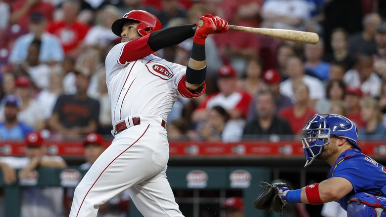 Reds extend winning streak to 5 with 6-3 win over Cubs