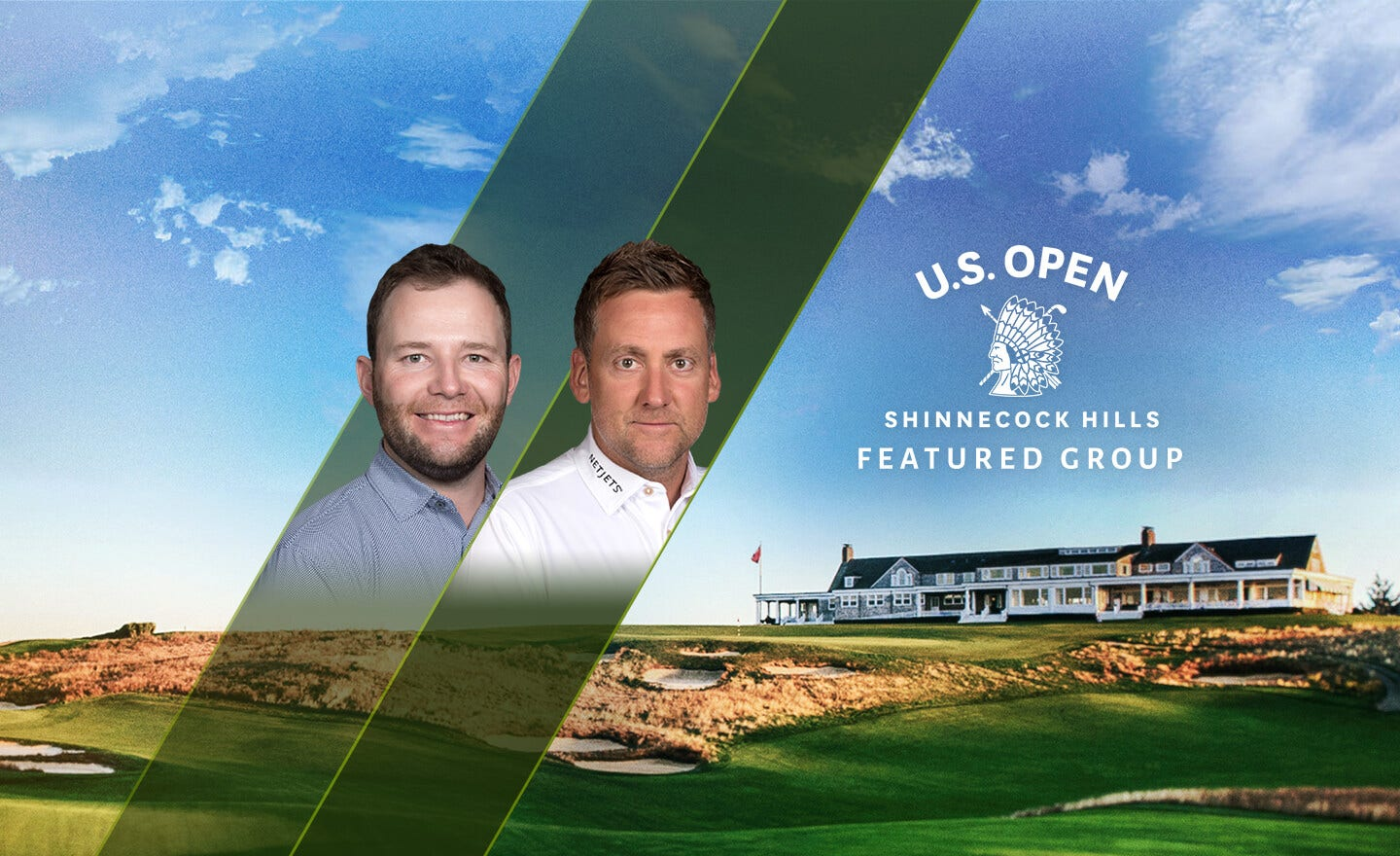 2018 U.S. Open - Featured Group #1