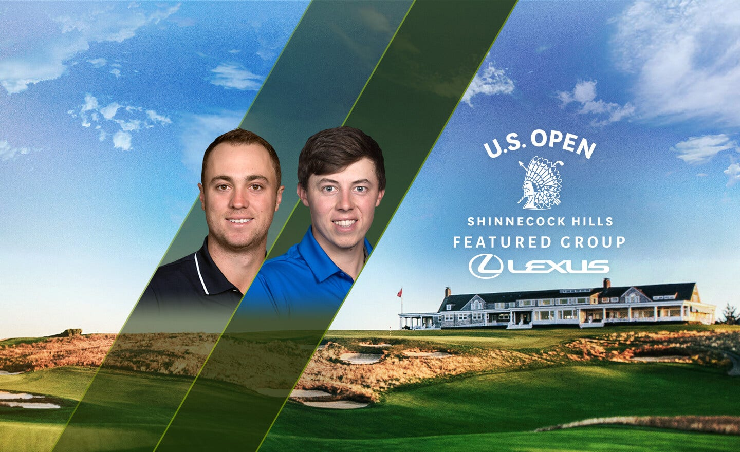 2018 U.S. Open - Featured Group #2