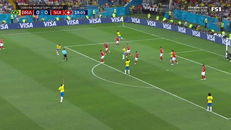 Watch Coutinho score the first goal for Brazil at the 2018 FIFA World Cup  a8a7a9886