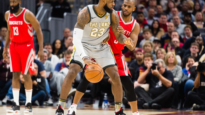 Chris Paul may return to LA with LeBron James and Paul George says Chris Broussard
