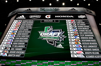 Who was the biggest winner at the NHL Draft?
