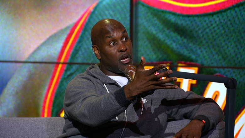 Gary Payton recalls mentoring Miami Heat's youngest players, including Dwyane Wade