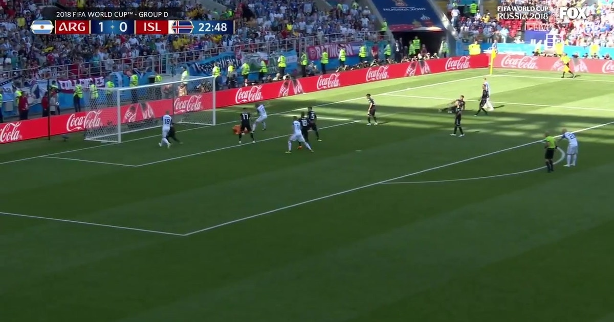 1408cbebd0b Watch Iceland s first ever FIFA World Cup goal