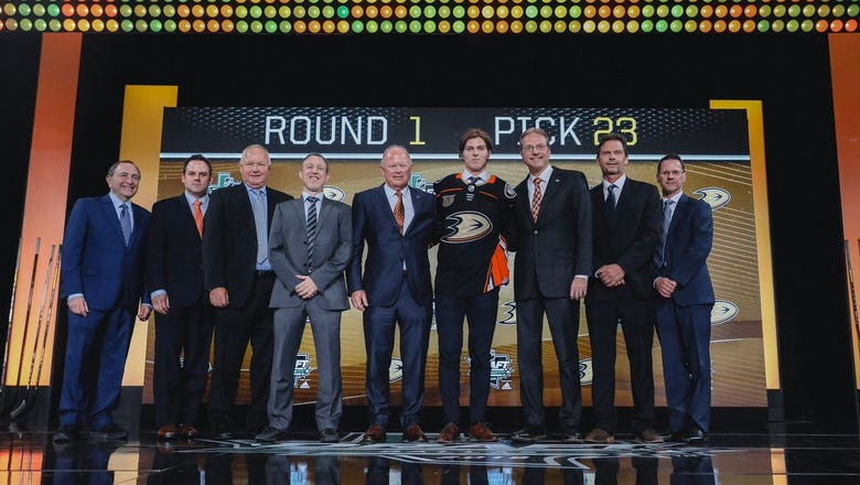 Ducks add crucial depth across lines to conclude NHL Draft