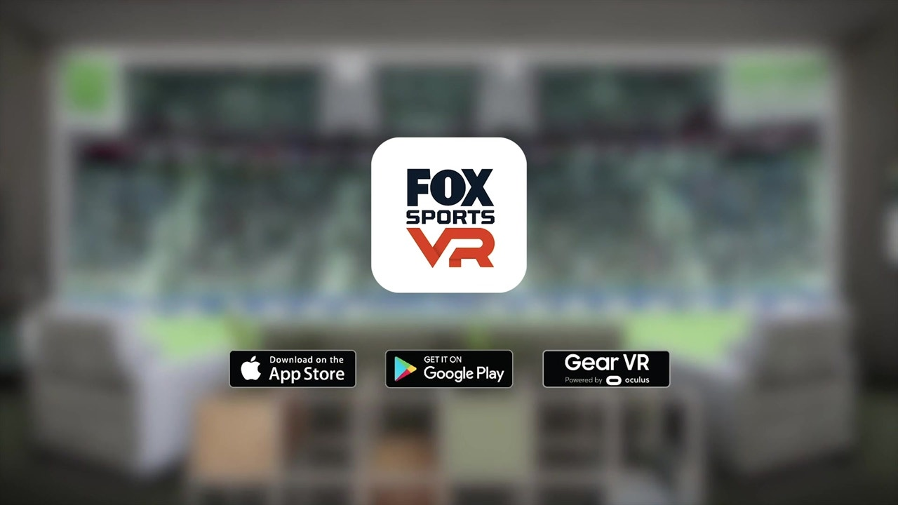 Watch every match of the FIFA World Cup™ in FOX Sports VR