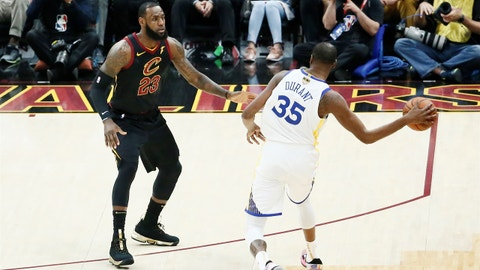 Colin Cowherd on why the 2018 NBA Finals means the end of LeBron as the   loyal guy  1ced84701