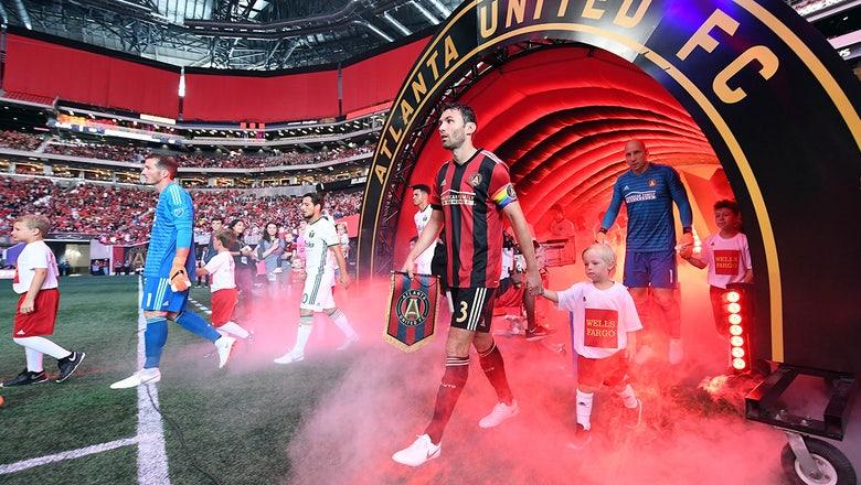 Michael Parkhurst on Atlanta United's All-Star dominance: 'We expect no less'