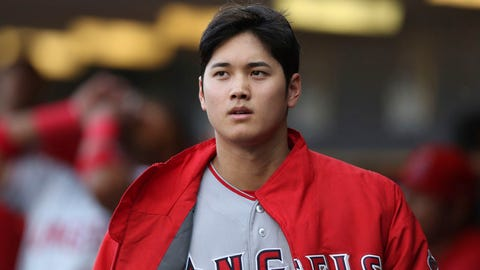 Ohtani placed on DL, will miss Twins-Angels series at Target Field