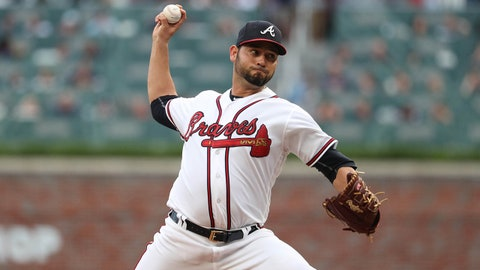 2. Anibal Sanchez latest in Braves' successful run of reclamation projects