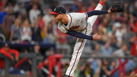 1. Mike Foltynewicz is having a moment that has him trending toward elite