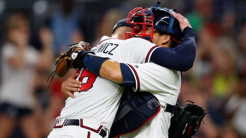 Mike Foltynewicz joins list of Atlanta's top pitching performances this century