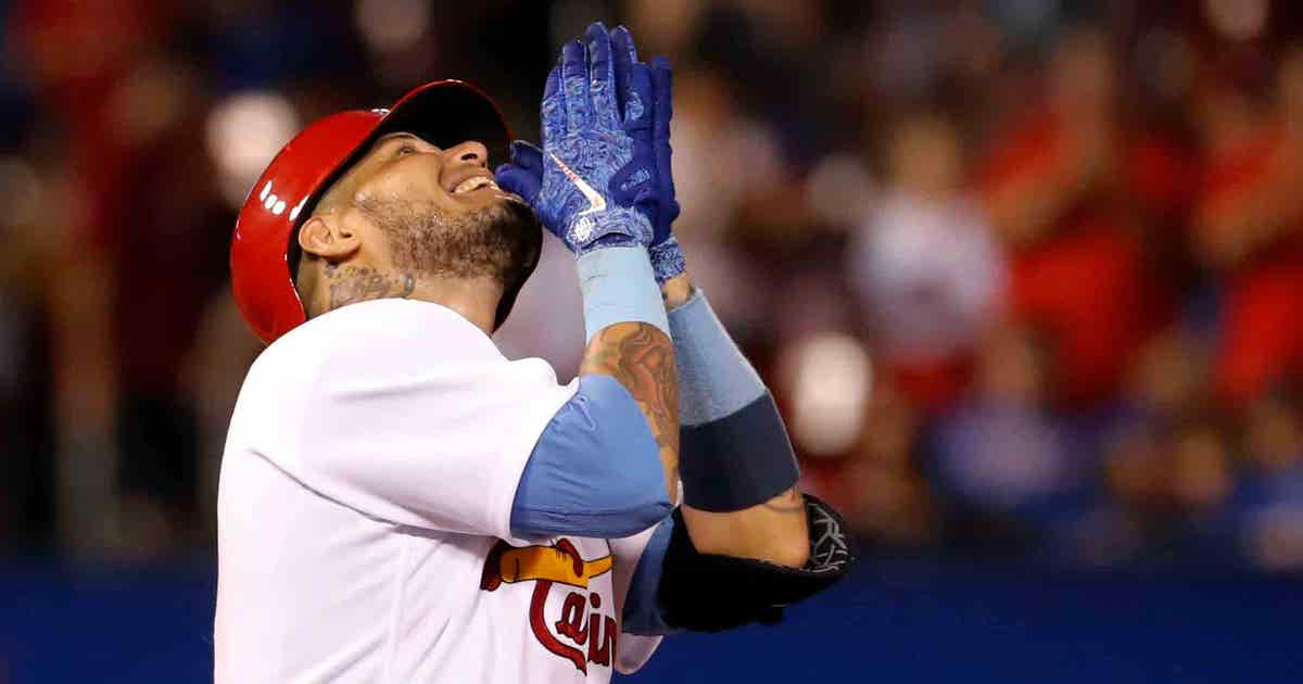 Cardinals avoid sweep with 5-0 win over Cubs