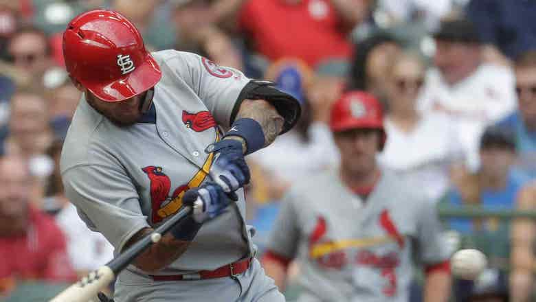Yadi after Cards get win over Brewers: 'We really needed to win this one'