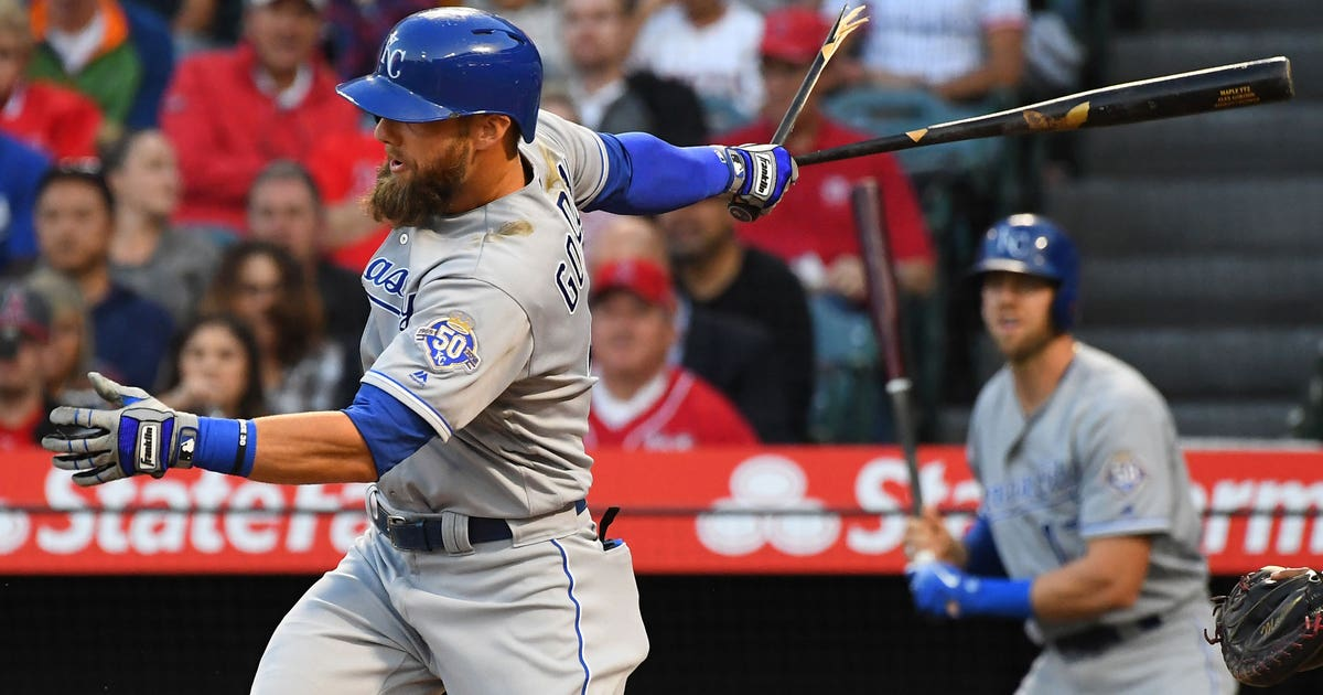 Gordon S Three Rbis Not Enough As Royals Are Swept By