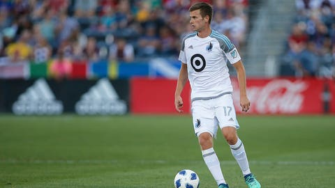Minnesota United's Collin Martin comes out as gay