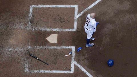 Brewers third basemen (↓ DOWN)