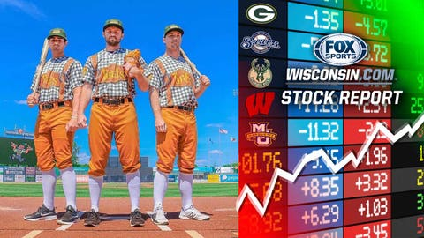 Wisconsin Timber Rattlers (↑ UP)