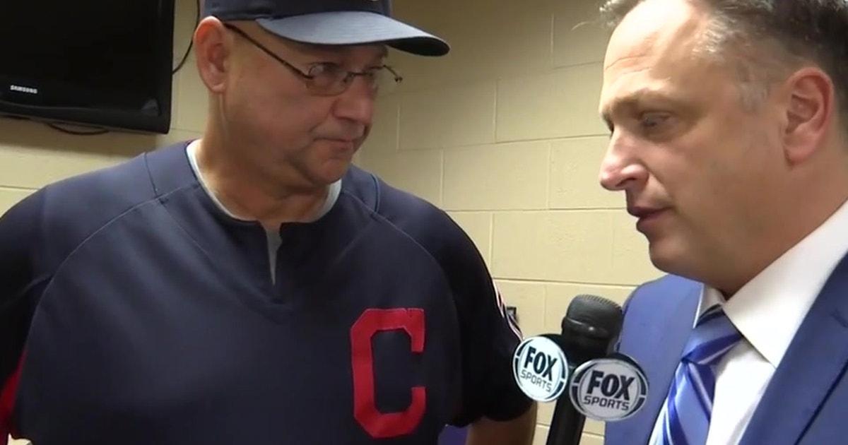 Terry Francona recaps Indians 2018 season | FOX Sports
