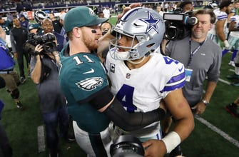 Dak Prescott's thoughts on Eagles QB Carson Wentz going into the 2018-19 season