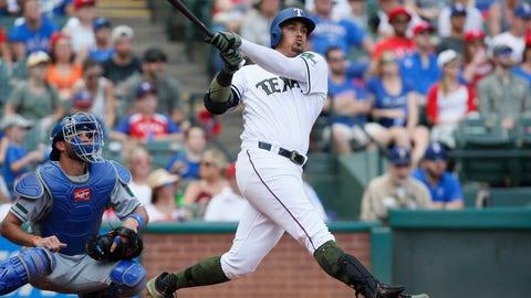 2. Ronald Guzman - Texas Rangers