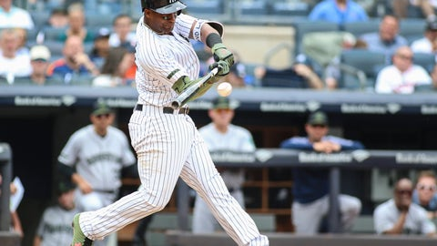 5. Miguel Andujar - New York Yankees