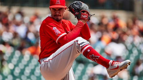 Angels vs. Royals: The Probables