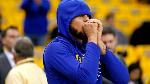 NBA: Finals-Cleveland Cavaliers at Golden State Warriors