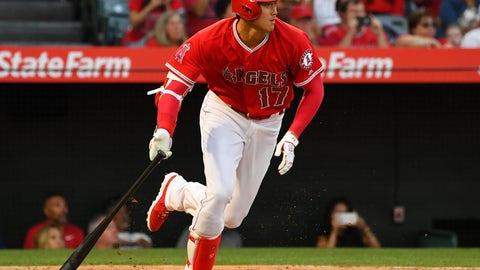 4. Shohei Ohtani - Los Angeles Angles
